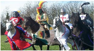 learn medieval jousting